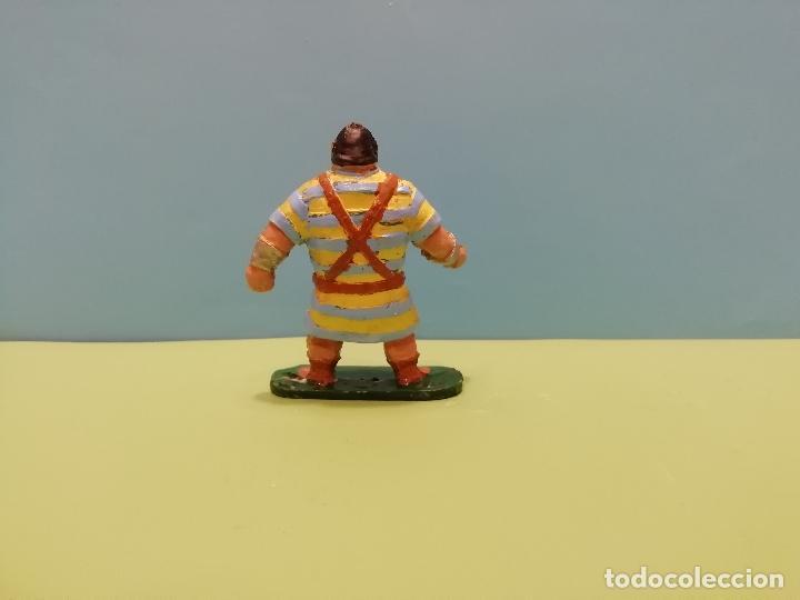 Figuras de Goma y PVC: GOLIATH. JIN O ESTEREOPLAST. - Foto 2 - 155703002