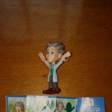 Figuras Kinder: FIGURA KINDER JOY TEEN IDOLS SD686 +BPZ ALBERT EINSTEIN NUEVO MUÑECO SORPRESA PREMIUM. Lote 155707966
