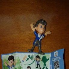 Figuras Kinder: FIGURA KINDER JOY TEEN IDOLS SD695 +BPZ BEETHOVEN BETTOVEN NUEVO MUÑECO SORPRESA HUEVO PREMIUM. Lote 155708061