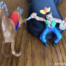 Figuras de Goma y PVC: INDIO DE LAFREDO. NO COMANSI, NO REIGON, NO SOTORRES ETC. Lote 155787794