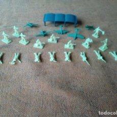Figuras de Goma y PVC: SOLDADOS MONTAPLEX. Lote 155791806