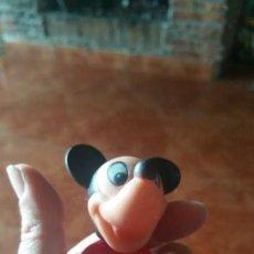 Figuras de Goma y PVC: MUÑECO MICKEY PINZA. Lote 155796074