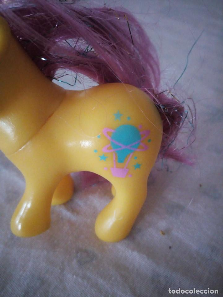 Gummi- und PVC-Figuren: PEQUEÑO PONY UNICORNIO MY LITTLE PONY HASBRO 1997 - Foto 4 - 155862078