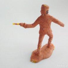 Figuras de Goma y PVC: FIGURA TRAMPERO REAMSA GOMARSA. Lote 155869842