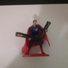 Figuras de Goma y PVC: SUPERMAN DE BULLY EN PVC. Lote 155870328