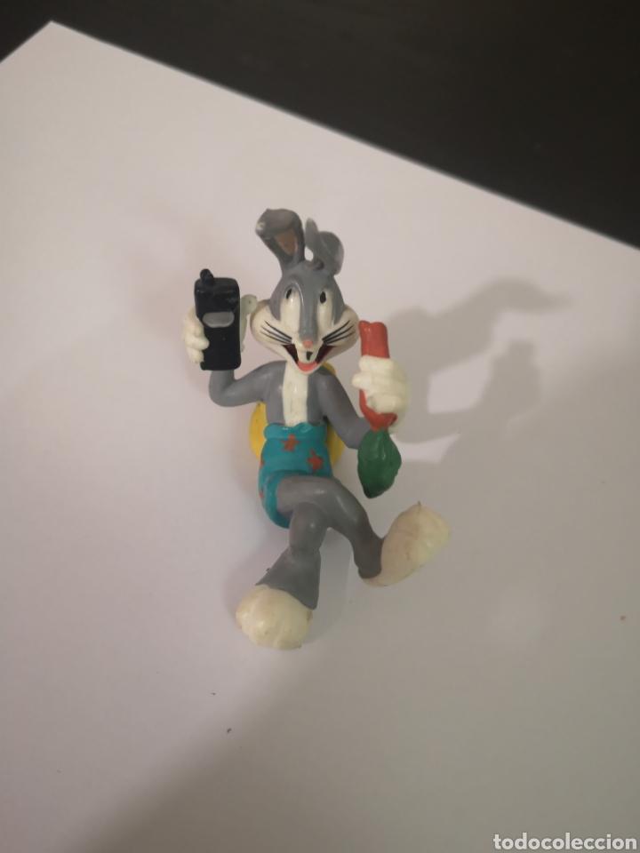 BUGS BUNNY WARNER BROS 1999 BULLY (Juguetes - Figuras de Goma y Pvc - Bully)