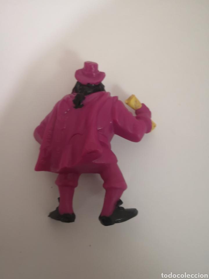 Figuras de Goma y PVC: GOBERNADOR RATCLIFFE DE POCAHONTAS, DE YOLANDA - Foto 2 - 155871116