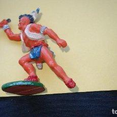 Figuras de Goma y PVC: Nº4,LAFREDO,ANTIGUA FIGURA DE FABRICACION ESPAÑOLA. Lote 155911086