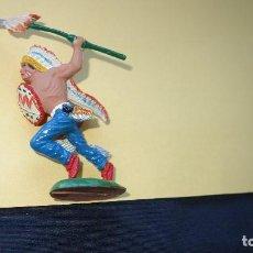 Figuras de Goma y PVC: Nº6,LAFREDO,ANTIGUA FIGURA DE FABRICACION ESPAÑOLA. Lote 155911398