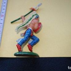 Figuras de Goma y PVC: Nº7,LAFREDO,ANTIGUA FIGURA DE FABRICACION ESPAÑOLA. Lote 155911654