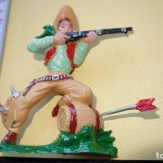 Figuras de Goma y PVC: Nº11,LAFREDO,ANTIGUA FIGURA DE FABRICACION ESPAÑOLA. Lote 155912150