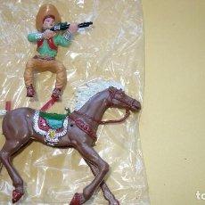 Figuras de Goma y PVC: Nº24,LAFREDO,ANTIGUA FIGURA DE FABRICACION ESPAÑOLA. Lote 155914470