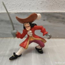 Figuras de Goma y PVC: FIGURA PVC CAPITAN GARFIO - PETER PAN - BULLYLAND - BULLY - DISNEY. Lote 155951350