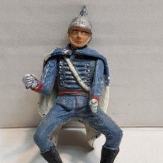 Figurines en Caoutchouc et PVC: FIGURA TEIXIDO ESCOLTAS GENERALISIMO MUY ESCASA. Lote 155992276