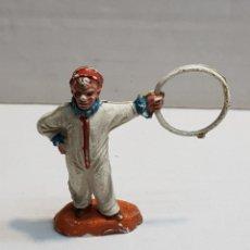 Figuras de Goma y PVC: FIGURA DE JECSAN SERIE CIRCO ENANO MALABARISTA. Lote 155997912