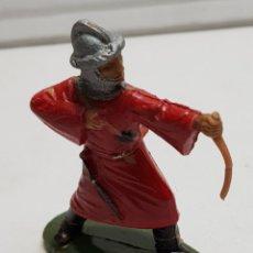 Figuras de Goma y PVC: FIGURA DE REAMSA SERIE MEDIEVAL. Lote 156557041