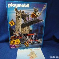 Figuras de Goma y PVC: PLAYMOBIL TORRE DE ASALTO MEDIEVAL ACCESORIO REF 4441. Lote 156574630