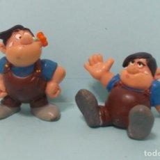 Figuras de Goma y PVC: LOTE FIGURAS PVC - QUARK - COLECCION SCHLEICH 1987 - LOTE 2. Lote 156595454
