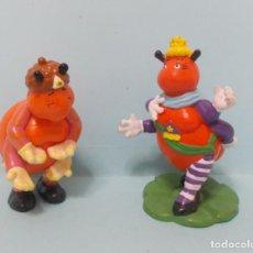 Figuras de Goma y PVC: FIGURAS PROMOCIONALES - FAMILIA HORMIGAS - LOTE 1. Lote 156595690
