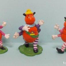 Figuras de Goma y PVC: FIGURAS PROMOCIONALES - FAMILIA HORMIGAS - LOTE 2. Lote 156595718