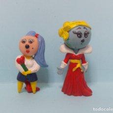 Figuras de Goma y PVC: FIGURAS BLAUE AUGEN / BLUE EYES - LOTE 3. Lote 156596482