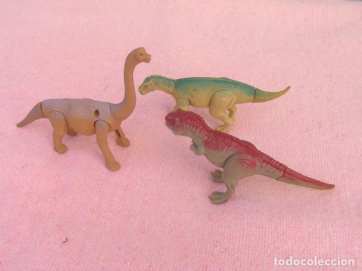 Lote De 3 Dinosaurios Diversos De La Pelicula D Sold Through Direct Sale 156645138 Encuentra este pin y muchos más en dinosaurios_ educacion, de aixa navarro florez. lote de 3 dinosaurios diversos de la