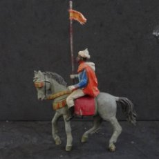 Figuras de Goma y PVC: PECH GUARDA MORA FRANCO GOMA . Lote 156656726