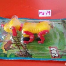 Figuras de Goma y PVC: MINI PERRO RUEDAS (11 CM).SHAMBERS 70S SHAMBER'S.. Lote 156656972