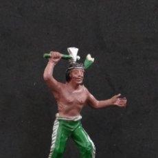 Figuras de Goma y PVC: LAFREDO INDIO GOMA FIGURA 1. Lote 156658270