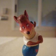 Figuras Kinder: FIGURA KINDER LITTLE CHICKEN - FOXY LOXY DISNEY. Lote 156662154