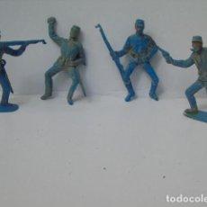 Figuras de Goma y PVC: FIGURA GOMA PVC LOTE DE SOLDADOS. Lote 156686042
