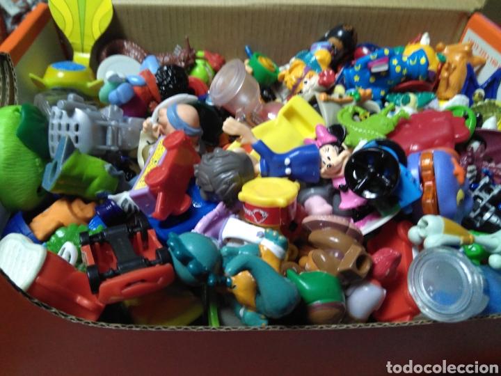 Figuras Kinder: LOTE FIGURAS KINDER - Foto 2 - 156775493