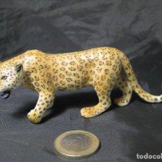 Figuras de Goma y PVC: JAGUAR SCHLEICH 2007 4,3 CM DE ALTO VER FOTOS. Lote 254631390