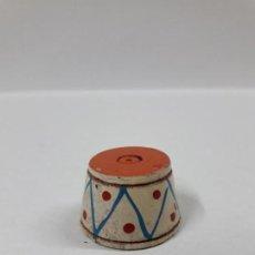Figuras de Goma y PVC: PEANA - TARIMA . SERIE CIRCO . REALIZADA POR JECSAN . AÑOS 50. Lote 156880126