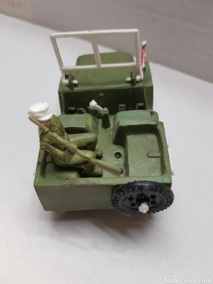 Figuras de Goma y PVC: Jeep Militar Español Sotorres escaso - Foto 3 - 156897548