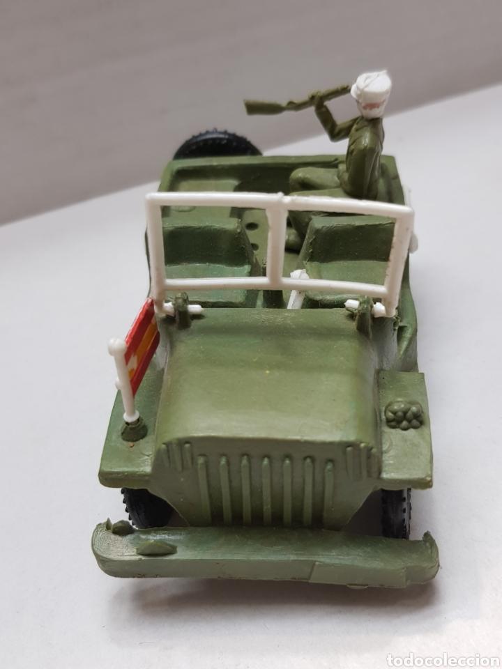 Figuras de Goma y PVC: Jeep Militar Español Sotorres escaso - Foto 4 - 156897548