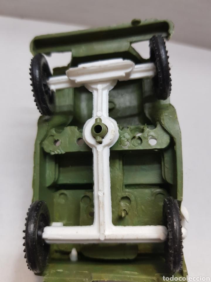 Figuras de Goma y PVC: Jeep Militar Español Sotorres escaso - Foto 5 - 156897548