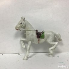 Figuras de Goma y PVC: FIGURA CABALLO JECSAN OESTE WESTERN INDIO VAQUERO COWBOY JECSAN. Lote 156909830