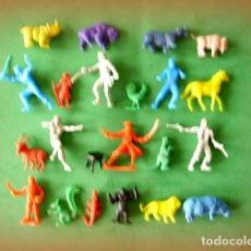 Figuras de Goma y PVC: FIGURAS Y SOLDADITOS DE MENOS DE 6 CTMS -9030. Lote 156943558