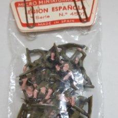 Figuras de Goma y PVC: BLISTER EKO LEGION ESPAÑOLA REF 4501 PRIMERA SERIE. Lote 157071204