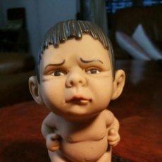 Figuras de Goma y PVC: MUÑECO BEBÉ DE GOMA PITI GESTOS BABY DE JOIMY DE 12 CM. Lote 157256382