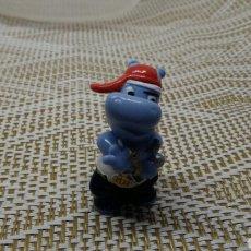 Figuras Kinder: FIGURA KINDER HIPOPOTAMO MPG DE121. Lote 157279988