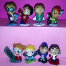 Figuras Kinder: COLEAMIGOS - COLECCIÓN COMPLETA KINDER SORPRESA (NIÑOS). Lote 157287340