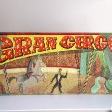 Figuras de Goma y PVC: CAJA REPRO DEL GRAN CIRCO DE JECSAN.. Lote 161425982