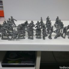 Figuras de Goma y PVC: SOLDADOS PLÁSTICO EJÉRCITO AMERICANO LOTE DE 43 UNID.VER FOTOS. Lote 157812041
