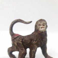 Figuras de Goma y PVC: MONO . REALIZADA POR PECH . SERIE FIERAS . AÑOS 50 EN GOMA. Lote 158210002