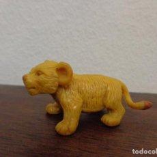 Figuras de Goma y PVC: FIGURA PEQUEÑO LEÓN COMANSI. Lote 158262274