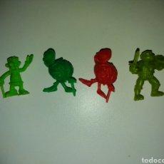 Figuras de Goma y PVC: LOTE FIGURAS DUNKIN. Lote 158291216