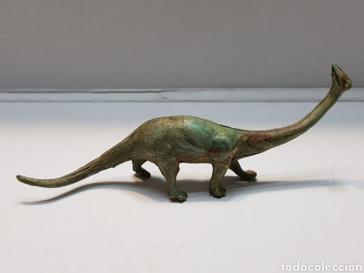 Figuras de Goma y PVC: Diplodocus de goma Lafredo serie Dinosaurios muy difícil de conseguir - Foto 2 - 158320076