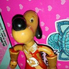 Figuras de Goma y PVC: FIGURA PVC FLEXIBLE D'ARTACAN, DE DARTACAN Y LOS TRES MOSQUEPERROS - VICMA - MADE IN SPAIN, AÑOS 80S. Lote 190436553